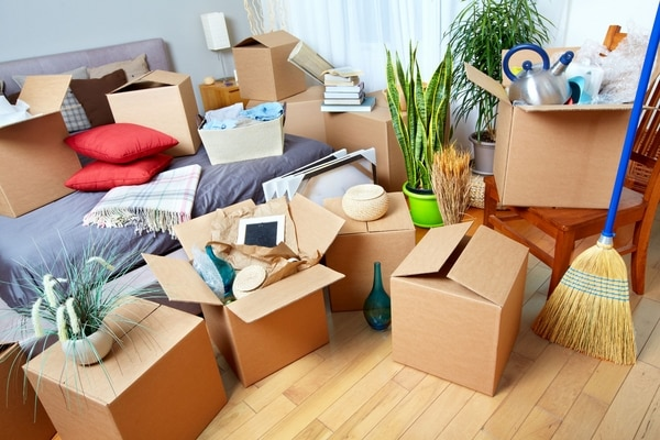 đóng gói đồ đạc thông minh khi chuyển nhà