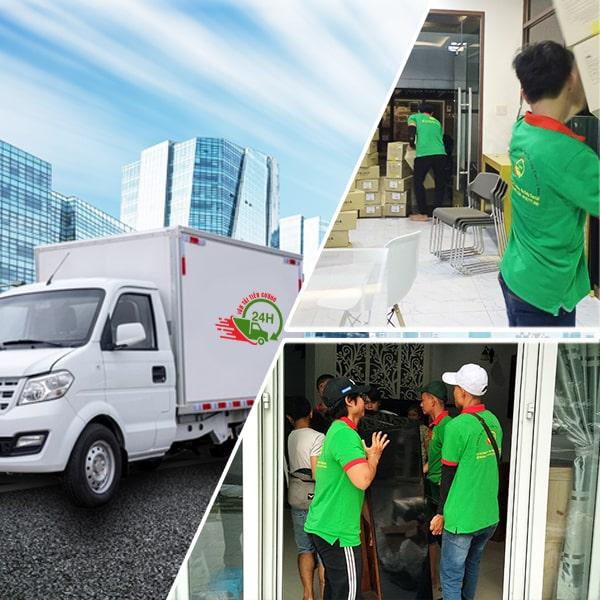 Dịch Vụ Chuyển Nhà Trọn Gói cam kết mang lại nhiều lợi ích khi khách hàng chuyển nhà