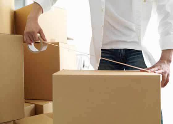 Chuẩn bị đầy đủ vật dụng để đóng gói đồ đạc nhanh hơn