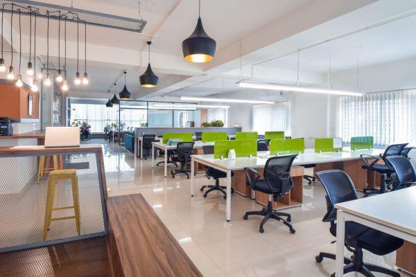 Mang đến không gian mới mẻ, hoàn hảo nhất cho văn phòng của bạn