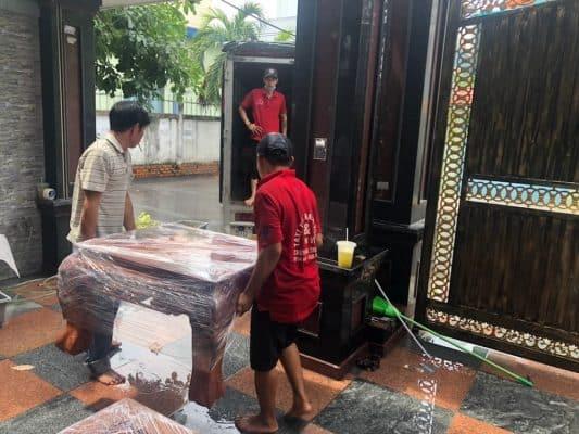Tìm kiếm thông tin về dịch vụ chuyển nhà trọn gói tại quận Gò Vấp
