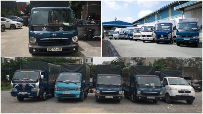 Ưu điểm khi sử dụng dịch vụ taxi tải chuyển nhà