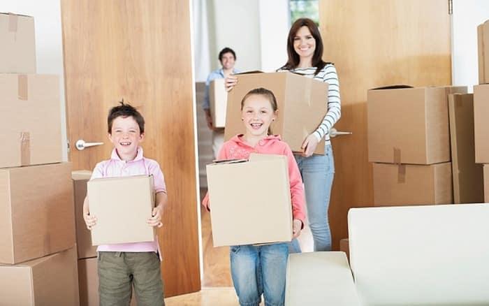 Quy trình dịch vụ chuyển nhà