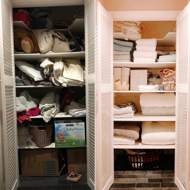 Vứt bỏ đồ dụng không cần thiết khi chuyển nhà