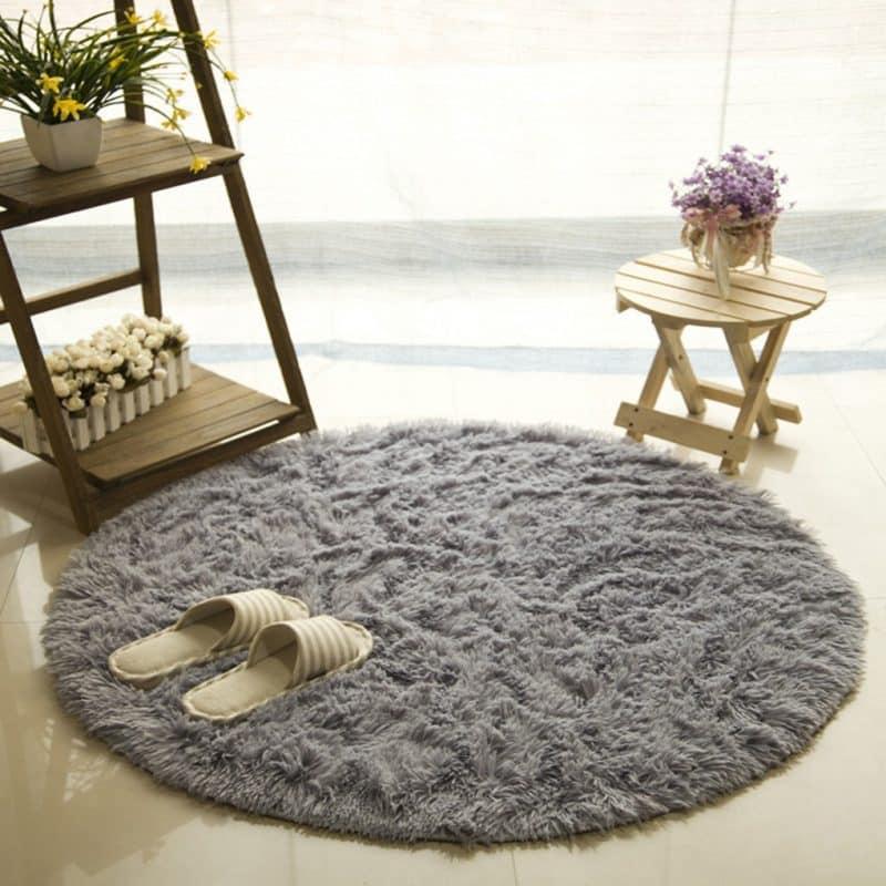 Làm sạch thảm lót sàn bằng cách mẹo nhỏ