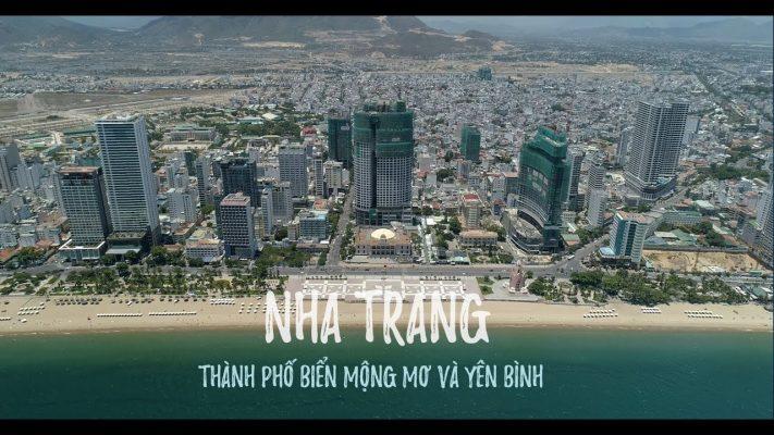 Thành phố Nha Trang rất phát triển về kinh tế và du lịch