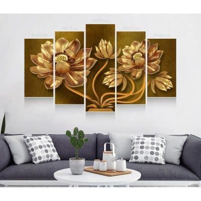 Tranh treo tường đầy phong cách nghệ thuật