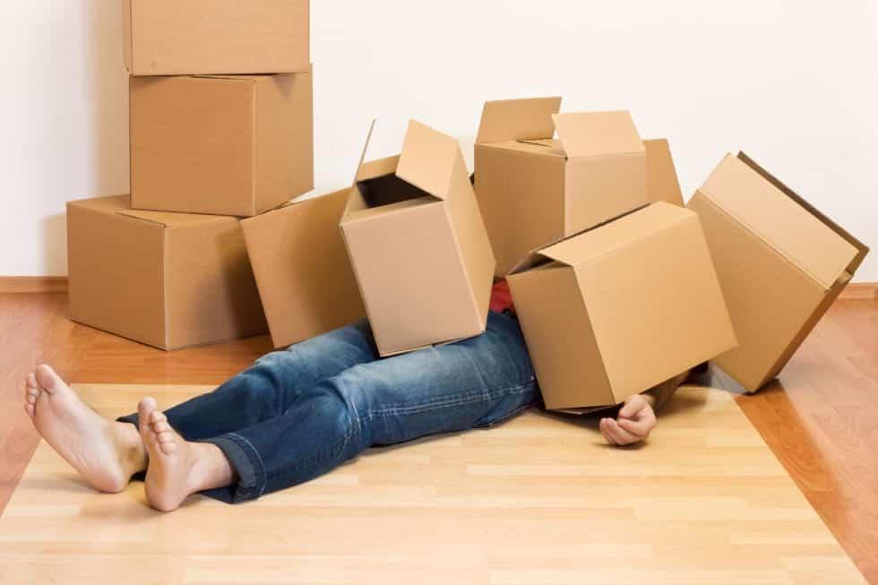 Những khó khăn khi bạn phải tự vận chuyển đồ đạc đà lạt tphcm