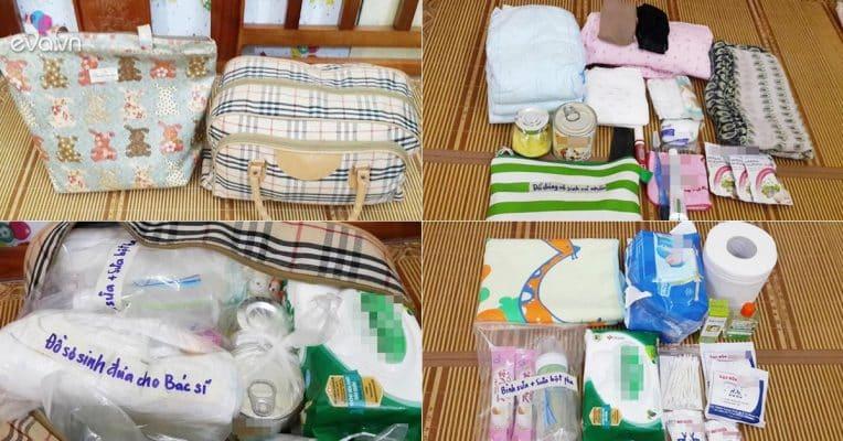 Mẹo vặt sắp xếp đồ nằm trong đồ