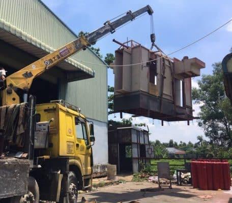 Viet Moving - đơn vị chuyển kho xưởng uy tín