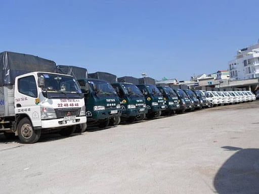 Hệ thống xe tải đa dạng