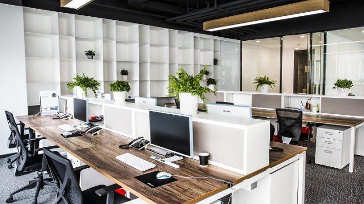 Thay đổi văn phòng làm việc