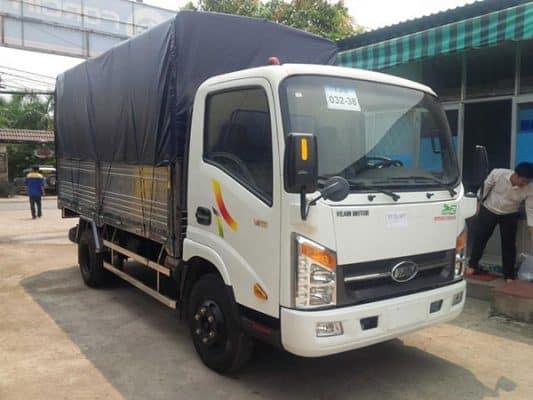 Thuê xe tải chở hàng quận 2