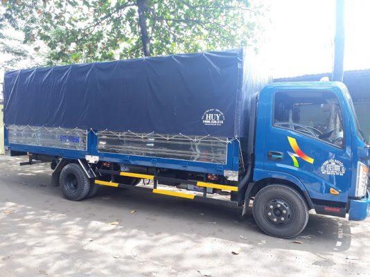 Dịch vụ cho thuê xe tải quận Thủ Đức