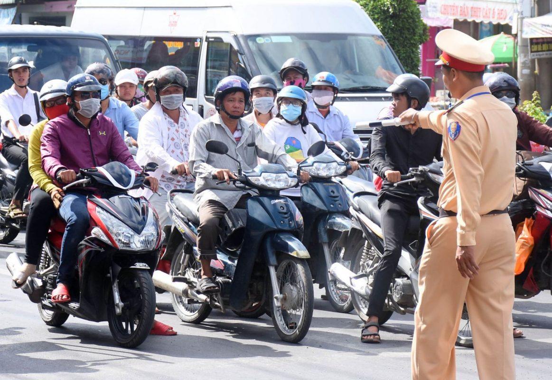 Tra cứu biển số xe ở những thành phố lớn