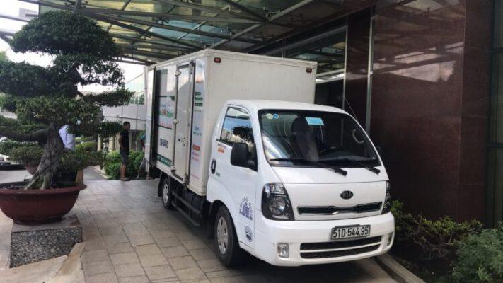 Thuê xe tải vận chuyển hàng đến Kontum