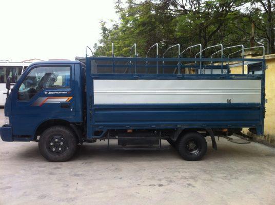Dịch vụ cho thuê xe tải chở hàng giá rẻ quận Tân Phú tphcm