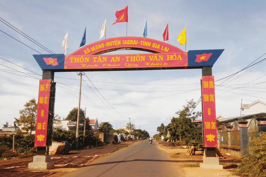 Dịch vụ cho thuê xe tải chở hàng Sài Gòn - Gia Lai