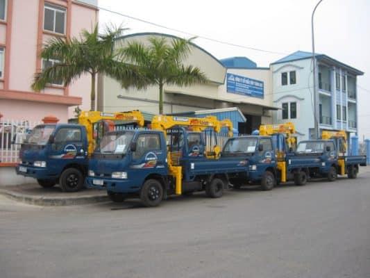 Hệ thống xe tải chất lượng