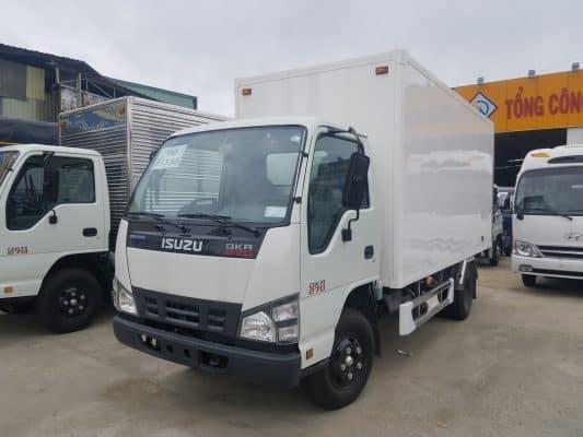 Xe tải dưới 2 tấn và các loại xe tải dưới 2 tấn