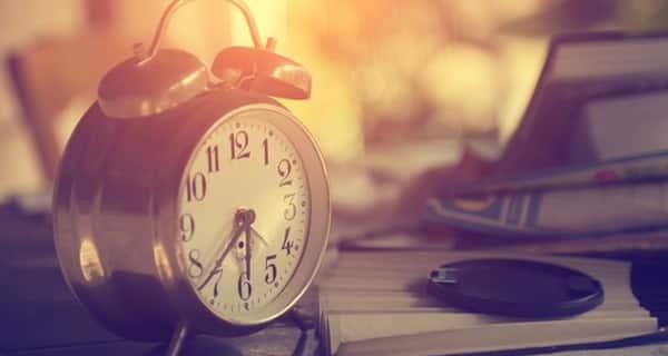 Chọn thời gian phù hợp