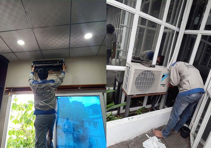Dịch Vụ Chuyển Nhà Trọn Gói là đơn vị tháo lắp di dời máy lạnh uy tín