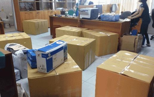 Bán thùng carton chuyển nhà giá rẻ, đầy đủ kích thước tphcm