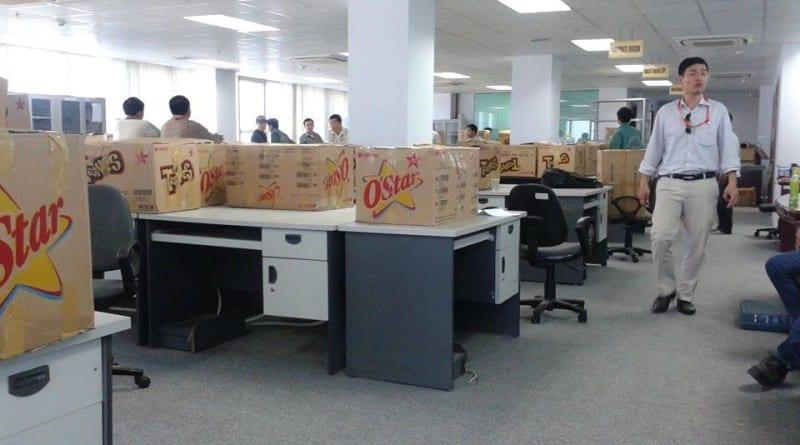 Những kinh nghiệm khi chuyển văn phòng