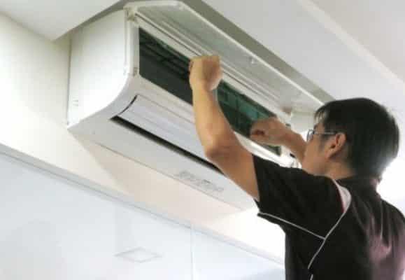 Thở lắp ráp máy lạnh chuyên nghiệp đảm bảo mọi quyền lợi của khách hàng
