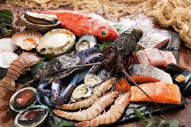 Cách vận chuyển với tôm, mực, cá, ốc, nghêu sò