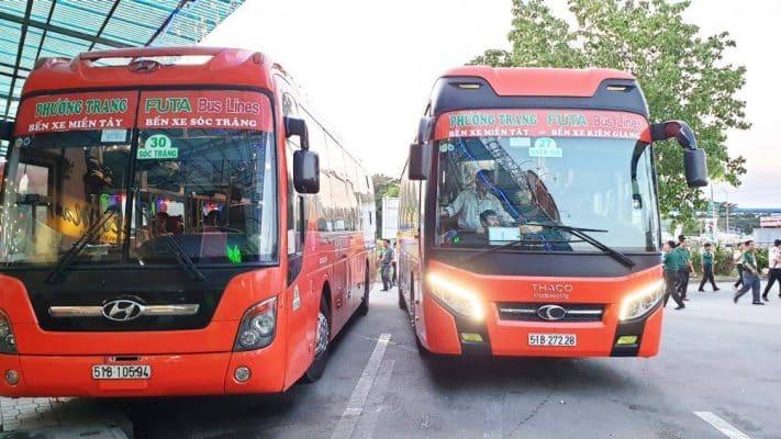 Chành xe Phương Trang