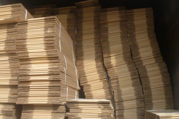 Chúng tôi là đơn vị cung cấp thùng carton uy tín tại quận 4