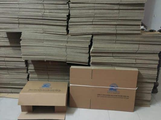 Chúng tôi cung cấp nhiều loại thùng carton