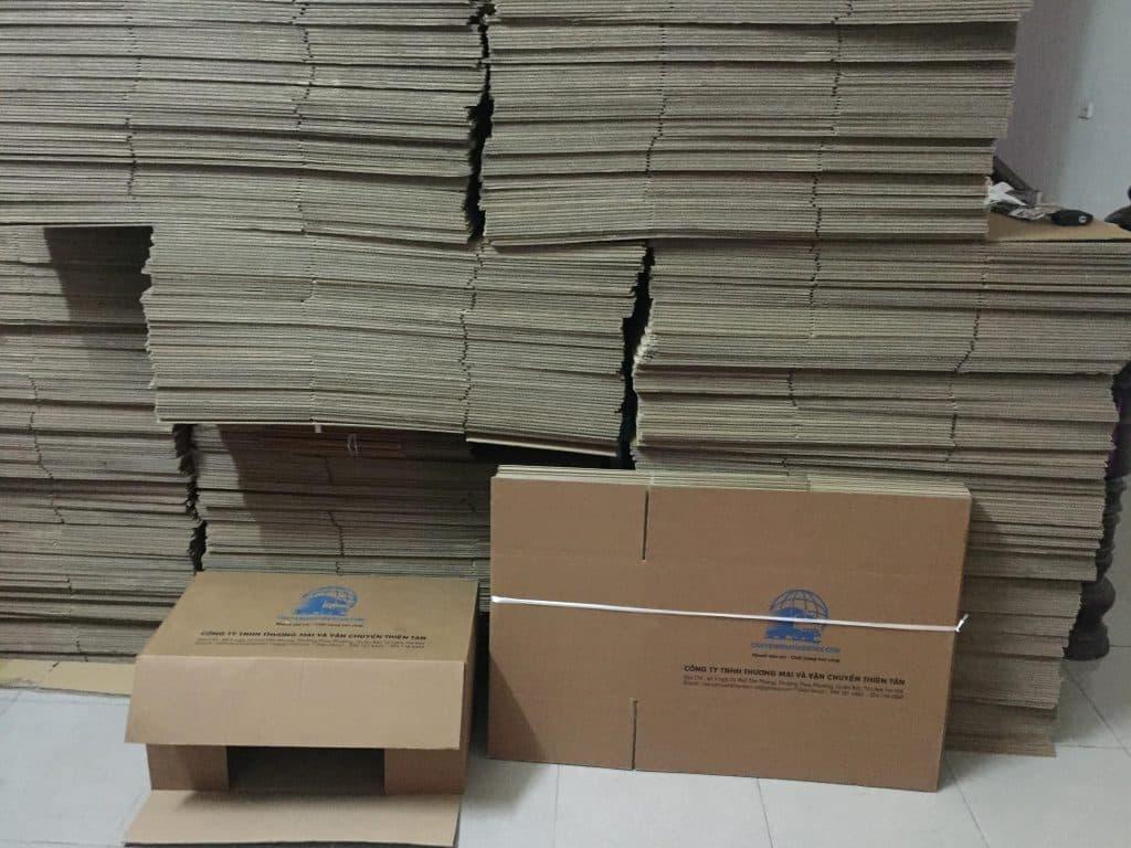 Chúng tôi chuyên cung cấp nhiều loại thùng carton