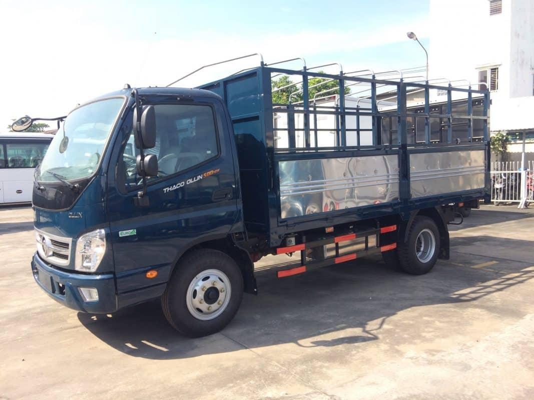 Cho thuê xe tải chở hàng giá rẻ tphcm