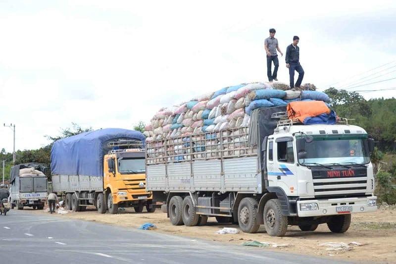 Tải trọng của xe tải là gì? Phân biệt tải trong và trọng tải