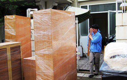 Bật mí cách di chuyển tủ quần áo khi chuyển nhà an toàn