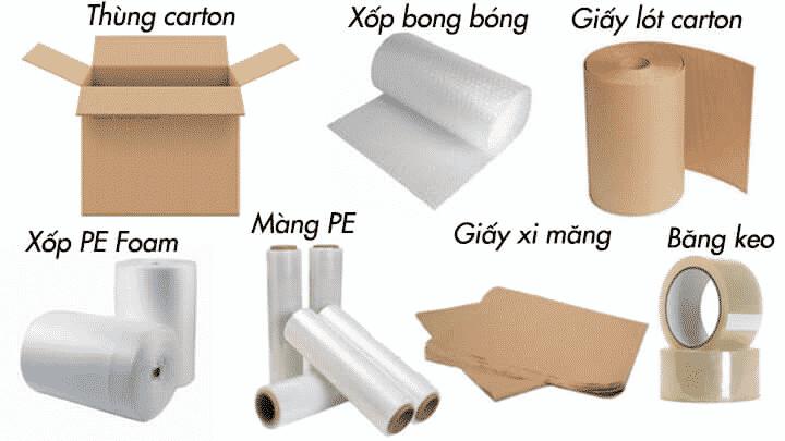 Cần chuẩn bị những vật dụng nào khi đóng gói chuyển nhà?