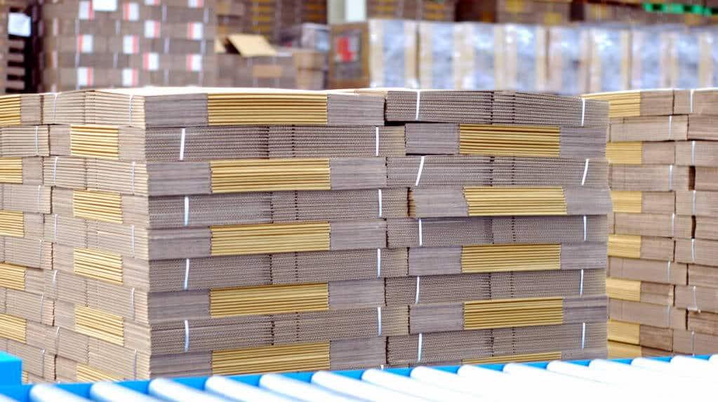 Thùng carton chất lượng, giá rẻ tại Viet Moving