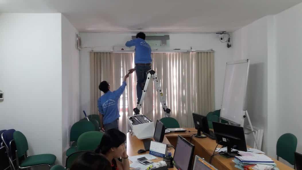 Dịch vụ tháo lắp di dời máy lạnh giá rẻ huyện Củ Chi tphcm