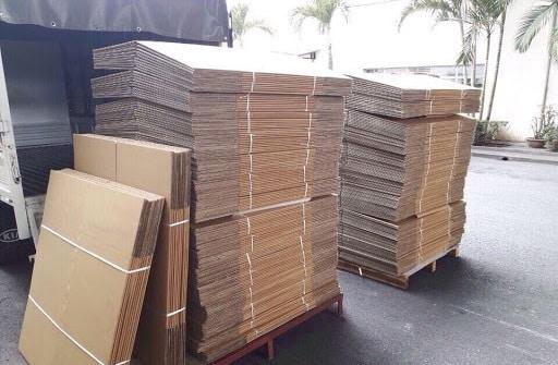 Chúng tôi cam kết luôn cung cấp thùng carton chất lượng
