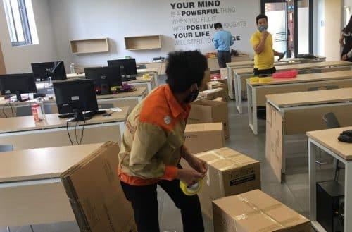 Dịch Vụ Chuyển Văn Phòng Trọn Gói Quận Phú Nhuận