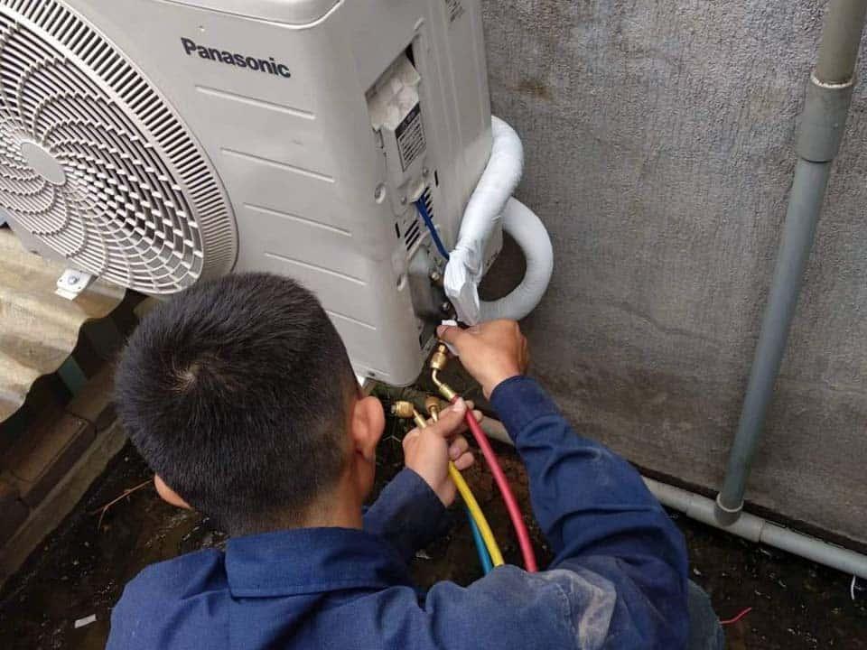 Dịch vụ tháo lắp di dời máy lạnh giá rẻ tp Thủ Đức