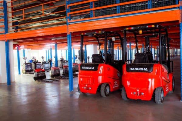 Dịch vụ cho thuê xe nâng hàng giá rẻ quận Gò Vấp tphcm