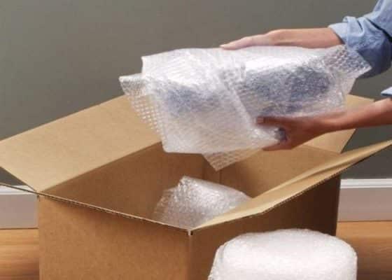 Đóng gói đồ thủy tinh an toàn khi vận chuyển đi xa