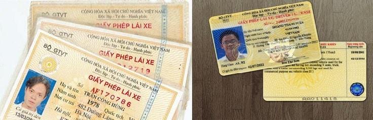 [Hướng dẫn] Đổi giấy phép lái xe online tại tphcm