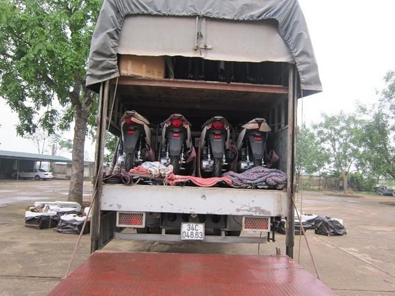 Viet Moving đơn vị vận chuyển xe máy chuyên nghiệp