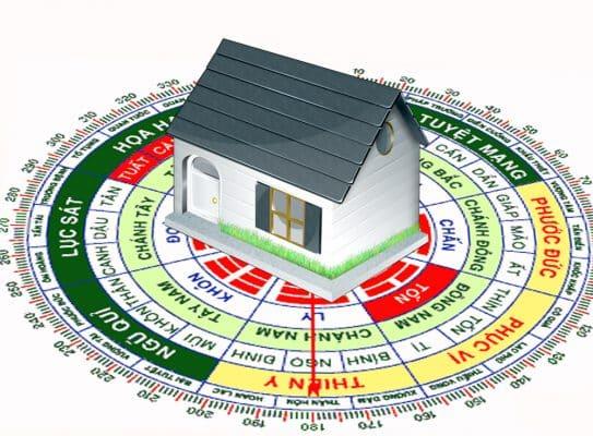 Cách xem hướng dẫn xem nhà theo tuổi 2021