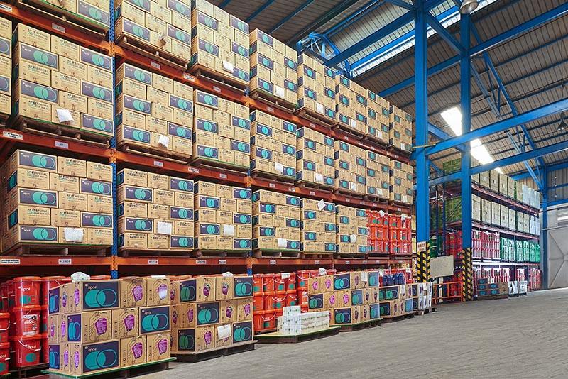 Cho thuê kho chứa đồ tp hcm của Viet Moving