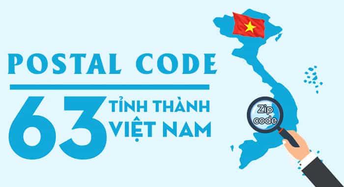 Postal Code là gì? Cách xác định đúng mã Postal Code